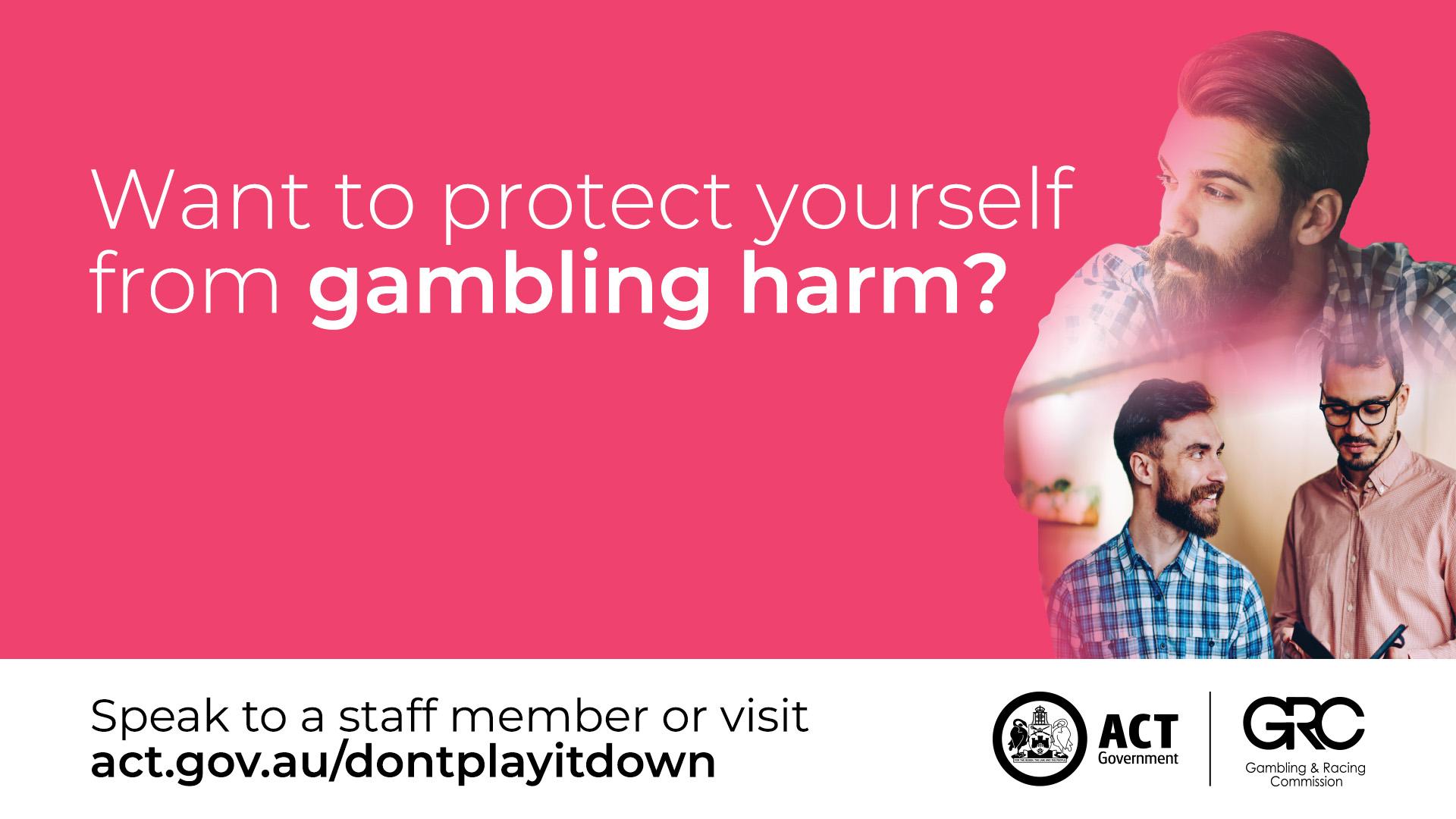 GRC Gambling Harm Ad Hide Play 1920x1080