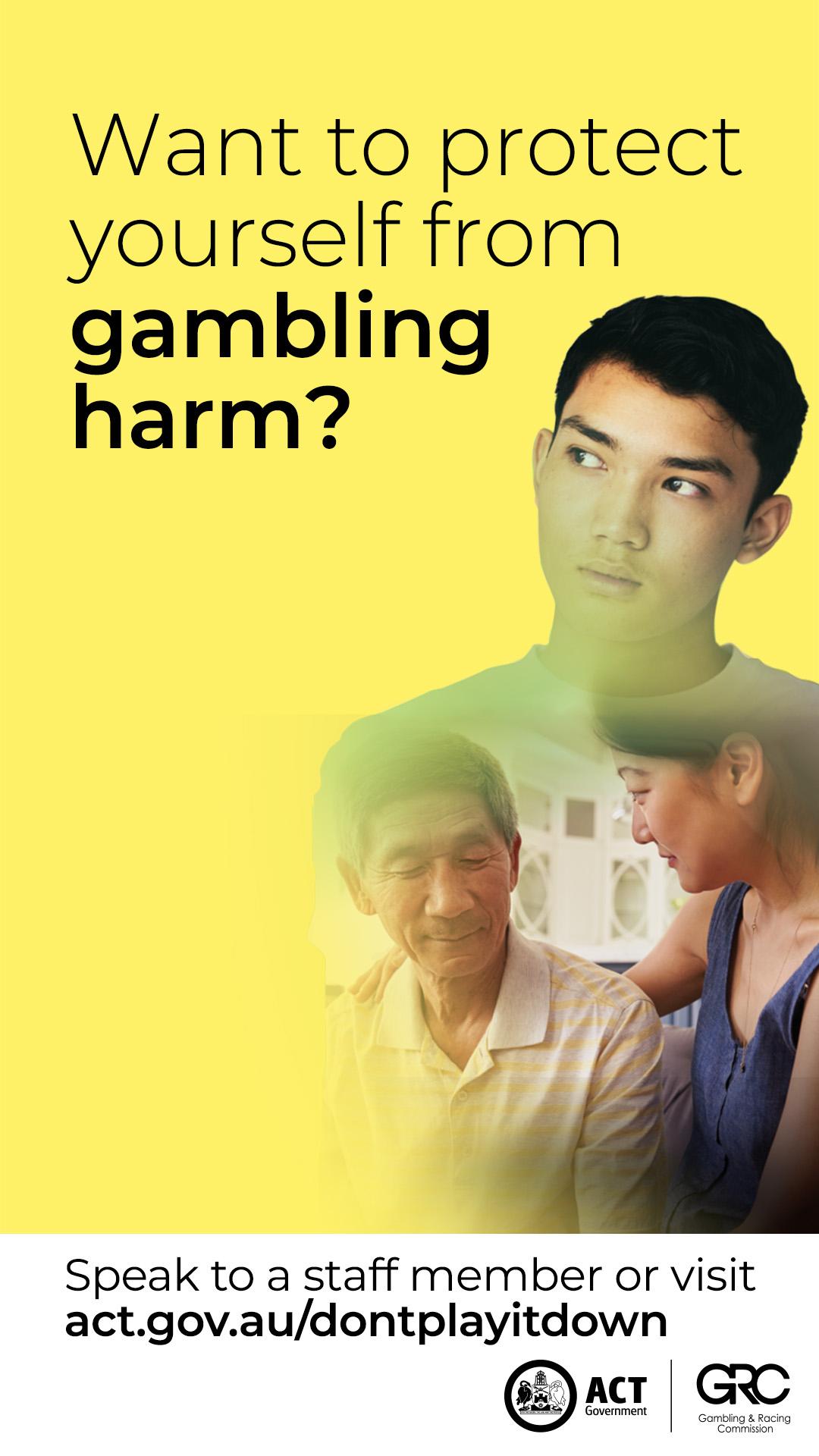 GRC Gambling Harm Ad Spending Less Time Elderly 1080x1920